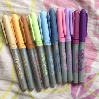 Bic Colored Markers for Arts and Crafts