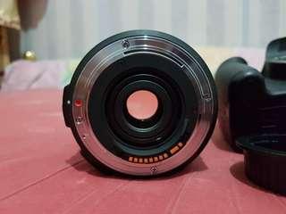18-250mm lens