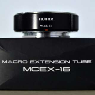 Macro Extension Tube MCEX-16