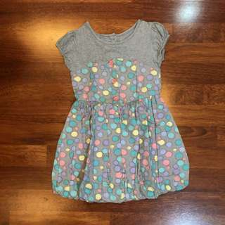 dress anak merk mothercare