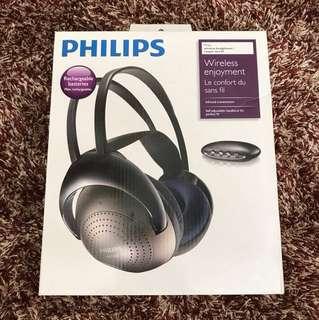 Philips IR headphone