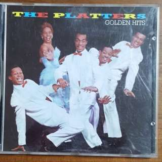 The Platters : Golden Hits CD