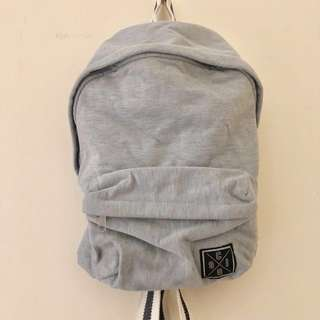 COTTON ON GREY BACKPACK