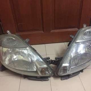 Passo boon headlamp