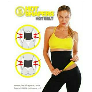 Hot Shaper slimming belt