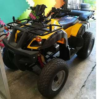 ALL TERRAIN VEHICLE (ATV)