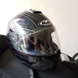 HjC IS-17 full face helmet size S