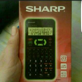 Sharp Scientific Calculatot