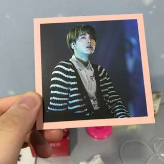 BTS HYYH ON STAGE LIVE JIN PC
