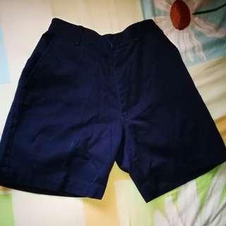 Children primary blue pants