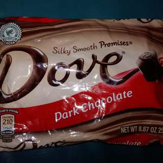 Sale! Dove Chocolate Dark Chocolate