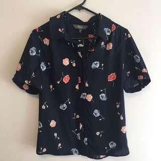 Max Floral Shirt