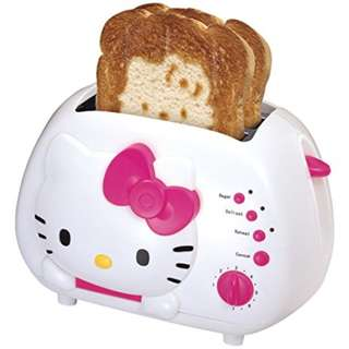 Hello Kitty Oven Toaster with cool touch feature