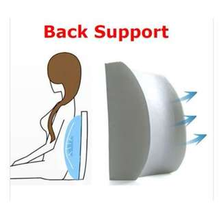 Seat Cushion and Back Support Cushion