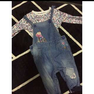 Mothercare Overall