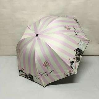 Payung lipat Kucing