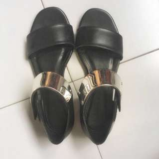 Charles & Keith Sandals (size 34)