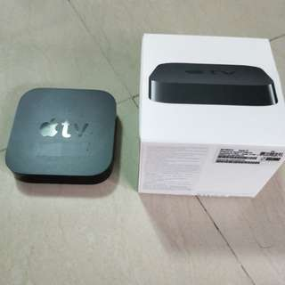 Apple TV 3rd Gen with free hdmi cable