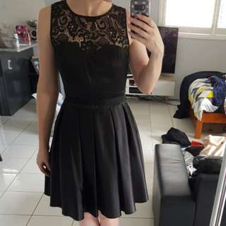Review black size 12 dress