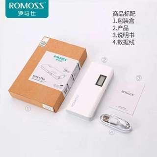 104000 mah romoss powerbank