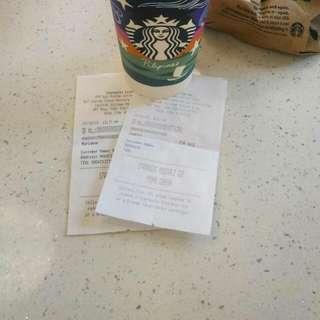 Starbucks Promo Coupon