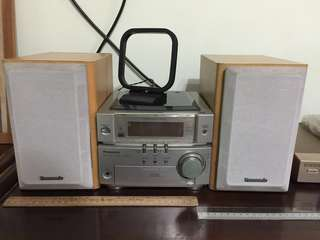 CD Stereo System