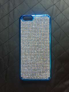 Iphone 6 Crystal Case (blue)