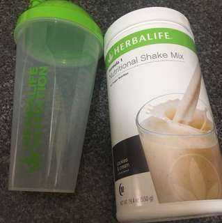 Herbalife F1 Nutritional Shake Mix