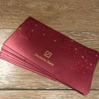 Deutsche red packets