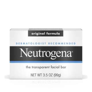 Neutrogena transparent facial bar