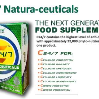 Nature's Way C24/7 Dietary Supplement Aim Global