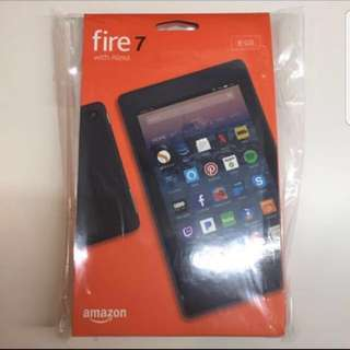 2017 New Sealed Kindle Fire 7 Tablet Black Colour