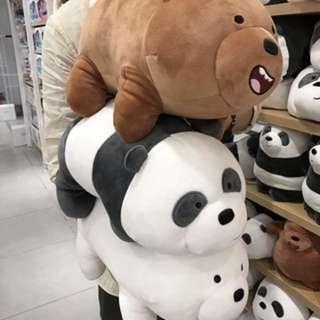 🆕 PANPAN MINISO Stuffed Toy