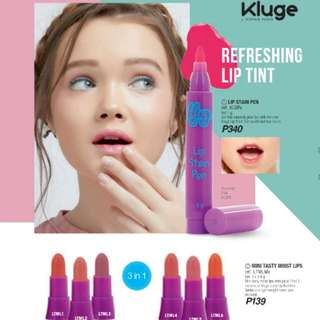 KLUGE Lippies