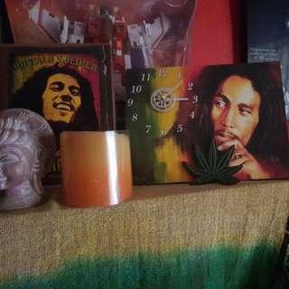 Bob Marley memorabilia