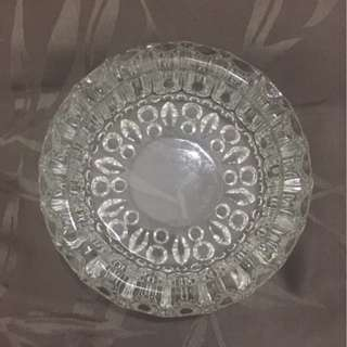 England Glass Ashtray