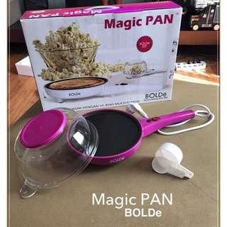 Magic Pan Bolde Alat Masak Panci Listrik Crepe