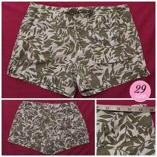 US Shorts