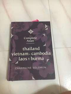 Asian cook book