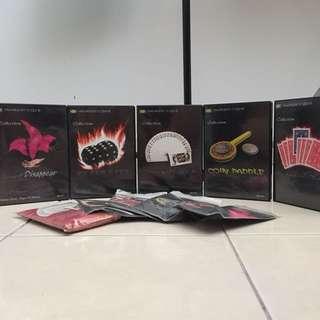 Magic cd and tools