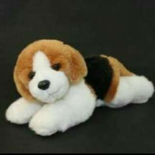 Boneka Anjing Beagle