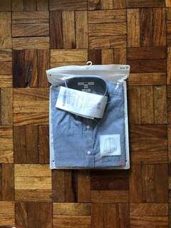 Uniqlo long sleeve slim fit shirt
