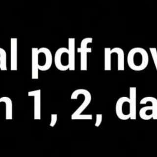 Novel dilan pdf 1.2.3