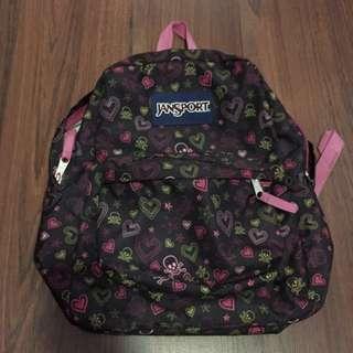 Jansport Skull Backpack