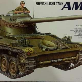 Tamiya 1/35 AMX-13