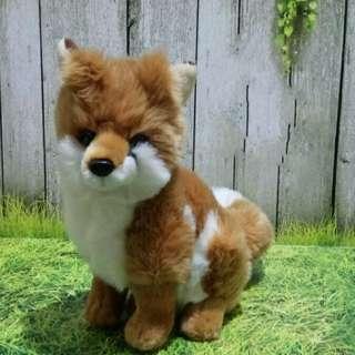 BONEKA anjing pom