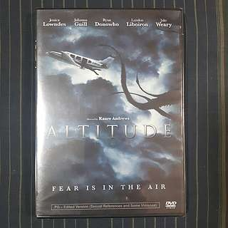 Altitude DVD Brand New