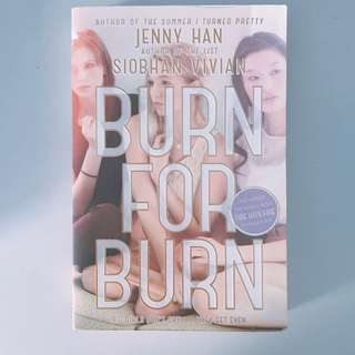 Burn for Burn (The Burn for Burn Trilogy) by Jenny Han & Siobhan Vivian