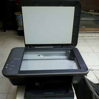 HP Deskjet 1050 (print scan copy)