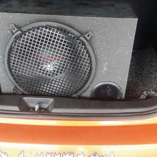 Car Speaker & Car Amplifier